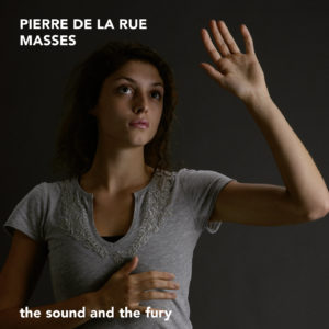 LA RUE - masses - the sound and the fury