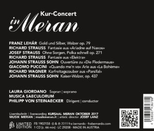 Kur-Concert in Meran BACK